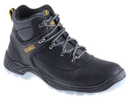 Работни обувки високи DWT Black №44