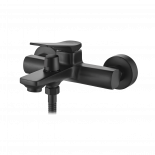 Смесител за вана/душ NERI черен мат