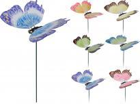 "Градински стик ""Пеперуда"" 40см"