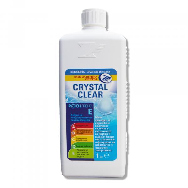 Течен коагулант Crystal clear
