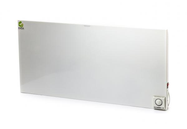 Метален инфрачервен панел ENSA P750T бял