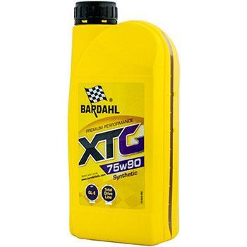 Трансмисионно масло BARDAHL XTG 75W90 1л