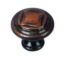 Дръжка мебелна 9066 бакър