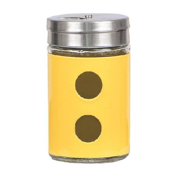 Солница 5x8 см, жълт