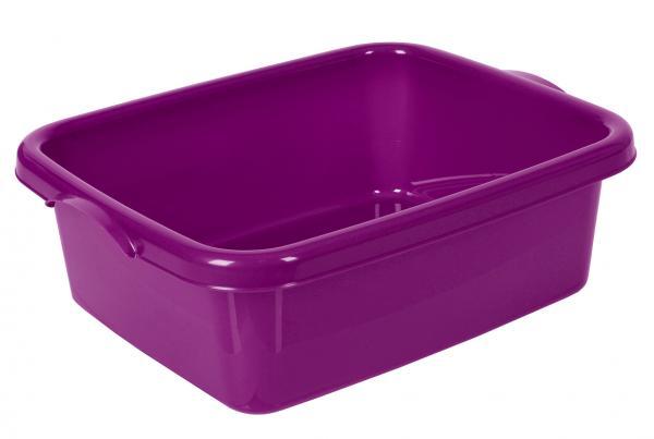 Леген 10 л пурпурен