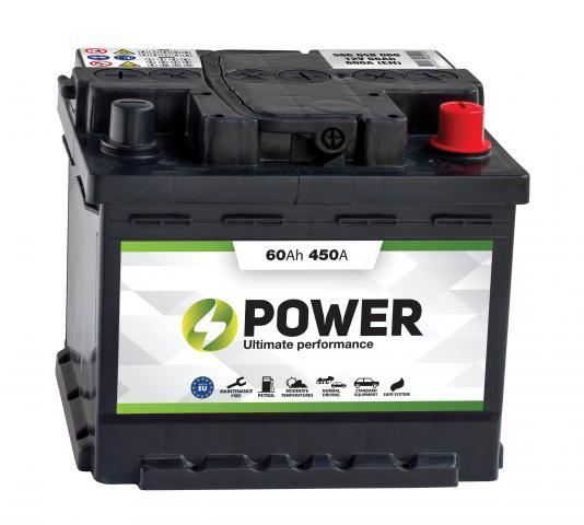 Акумулатор 12V S POWER 60Ah