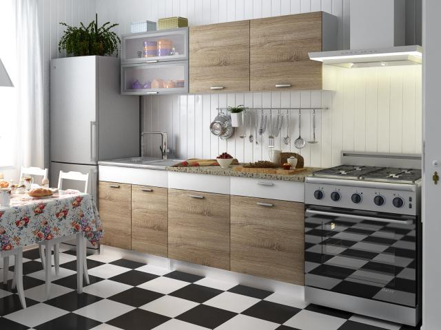 Кухня Мая 200см