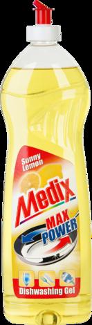 MEDIX SUPER GEL+/лимон/ 1000
