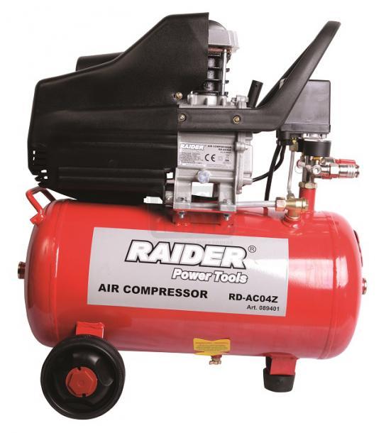Компресор RAIDER 24L