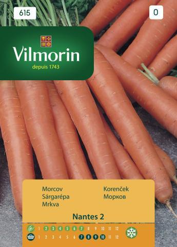 Моркови Нантски - Вилморин