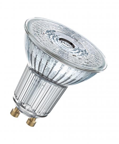 LED крушка PAR16 GU10 4000K 36° 4,3W 350 lm