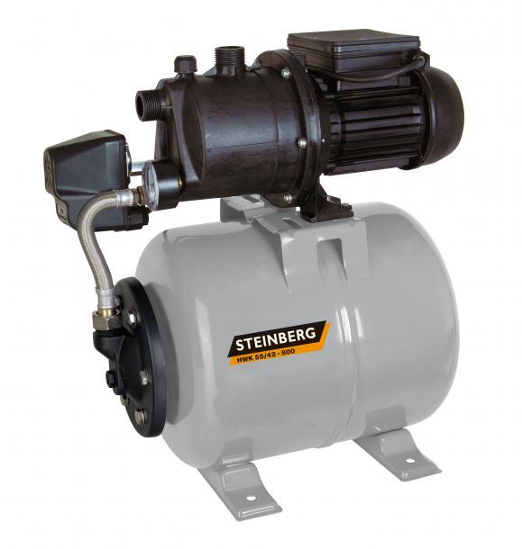 Хидрофорна помпа Steinberg HWK 55/42-800