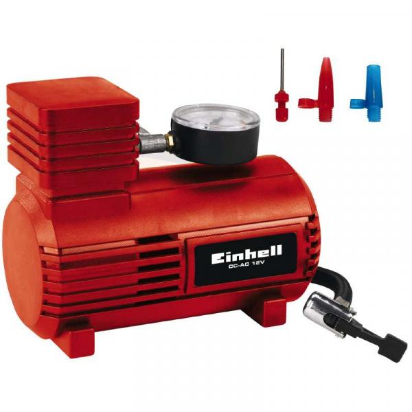 Миникомпресор за автомобил EINHELL CC-AC 12 V.