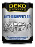 Гел за премахване на графити DEKO professional 1кг
