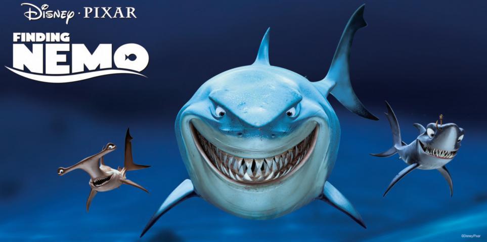 Фототапет Nemo 1 100x200 см
