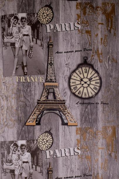 Тапет ПВЦ Инхибиция Париж