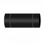 Кюнец прав Ф130 50см мат сив