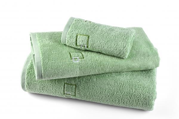 Хавлия Марбела 50х100 см зелено