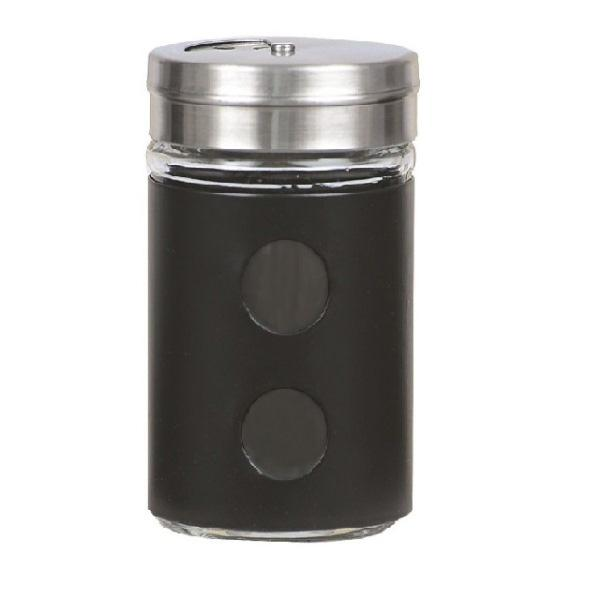 Солница 5x8 см, черен