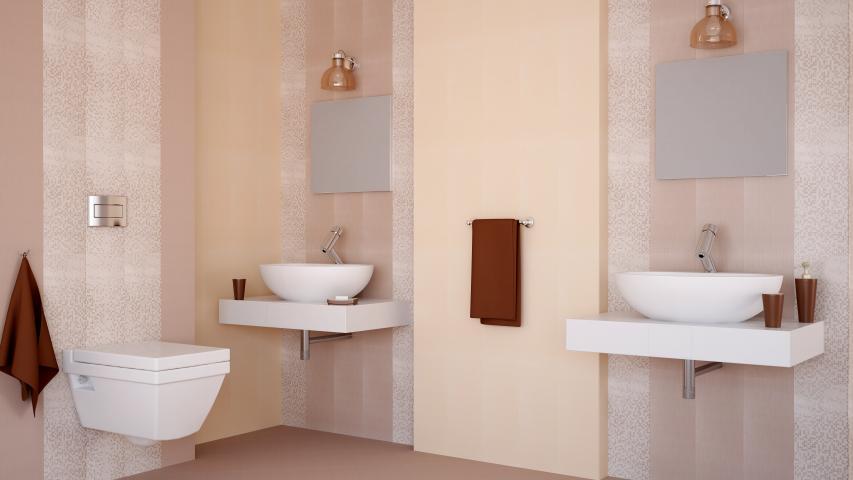Декор Allure crema mosaic A 2