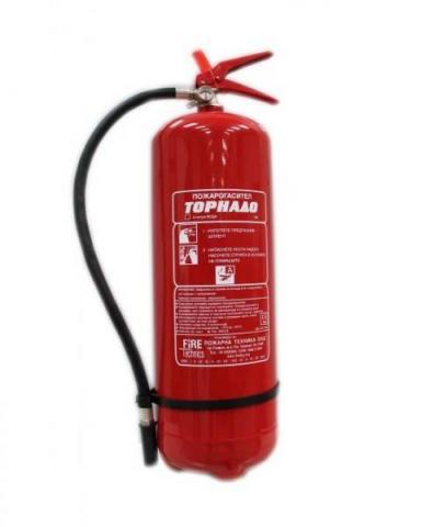 Пожарогасител воден 9л