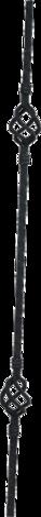 Метална пръчка PC102