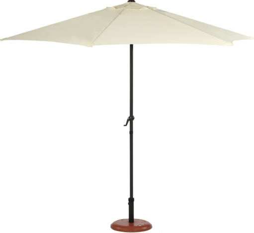 Чадър 3м натур