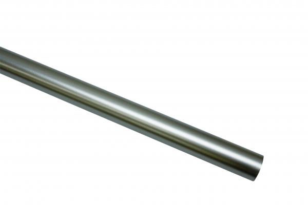 Корнизна пръчка 200 см мат.сребро