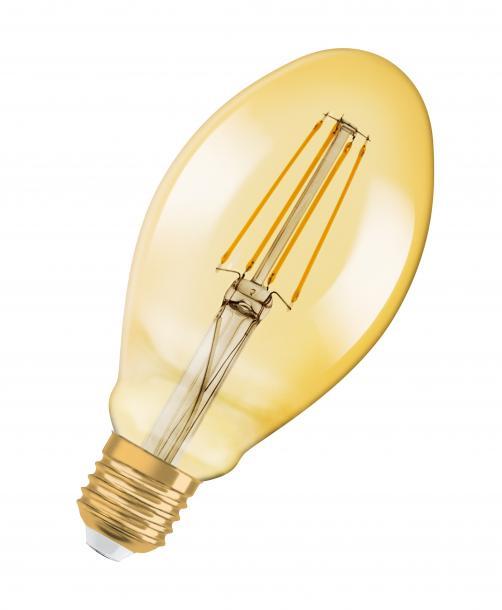 Vintage LED OVAL Е27 4.5W 2500K