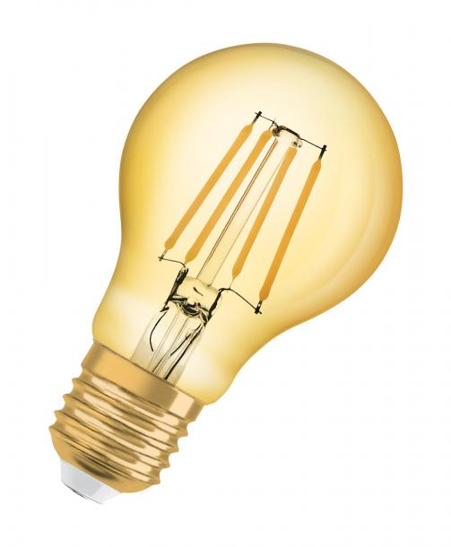 Vintage LED крушка E27 7W 2500K