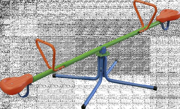 Метална ''клатушка'' въртяща се на 360°