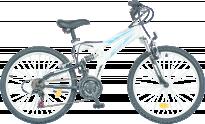 Велосипед  24'' Rocket