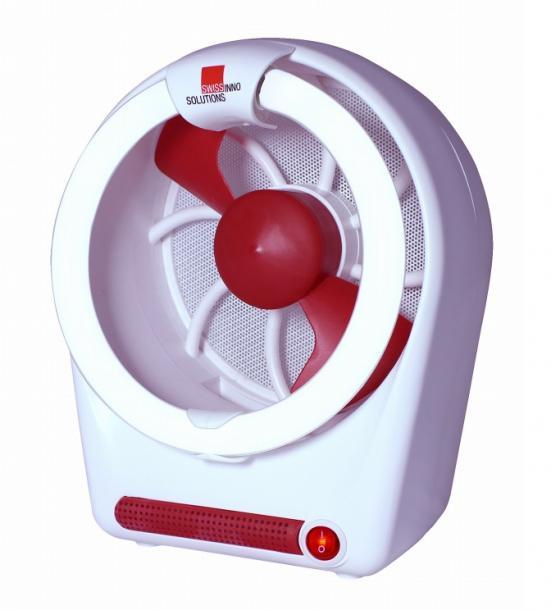 Инсектицидна UV лампа вентилаторна SWISSINNO 22W