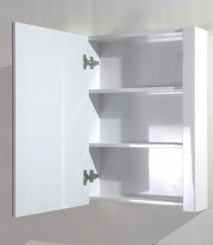 Огледален шкаф 55 см 2