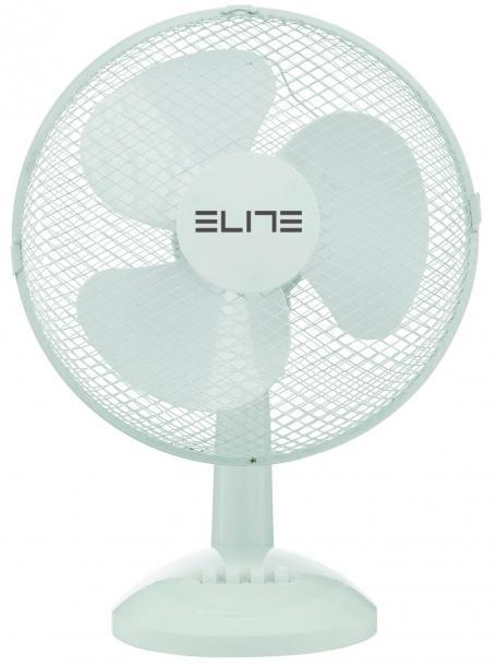 Вентилатор настолен ELITE EFT-0442