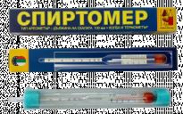 Спиртомер с термометър