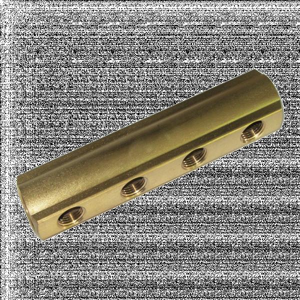 Колектор 50 мм Ж1/2'' 1''х4 л_x000D_