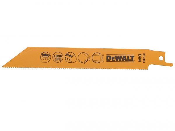 Кобалтов нож за прав трион DT2361 DeWALT