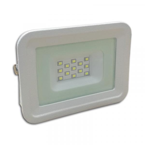 LED прожектор бял 10W IP65 2700K