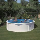 Кръгъл басейн ф460х120см