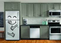 Стикер за хладилник 50x70 см