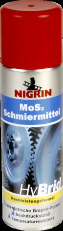Спрей графитна смазка MoS2