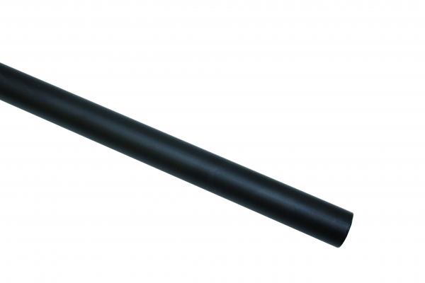 Корнизна пръчка 240 см черно