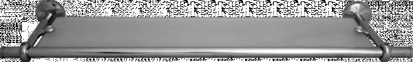 Стъклена лавица Алба