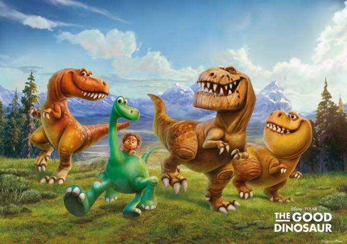 Постер за стена Good Dinos14 59x84 см