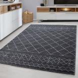 Килим Lucca Grey 160x230