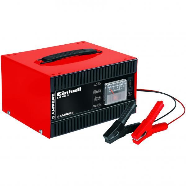 Зарядно устройство Einhell CC-BC 5