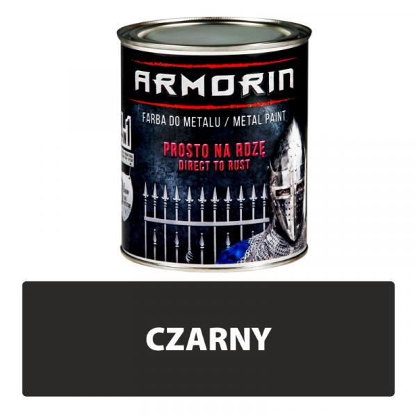 Armorin 4в1 черна 0.75л