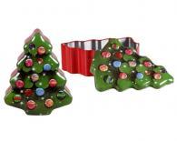 Коледна кутия за сладки 14,5X18X6,5 см