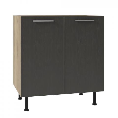Долен шкаф с две врати SKY LOFT 80см